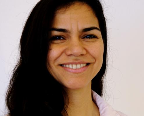 Rosa Binnewies Praxiseigentümerin, Ergotherapeutin und zertifizierte Handtherapeutin